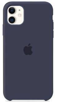 i7 shop - купить Чехол (Silicone Case) для iPhone 11 Original Alaskan Blue