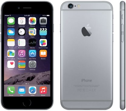 i7 shop - купить Apple iPhone 6 16GB Space Gray
