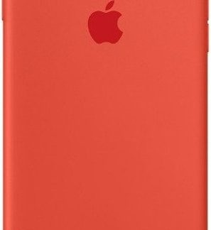i7 shop - купить Чехол (Silicone Case) для iPhone 6 / iPhone 6S Original Orange