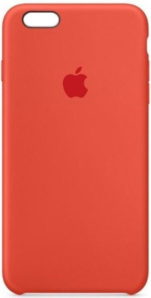 i7 shop - купить Чехол (Silicone Case) для iPhone 6 / iPhone 6S Original Orange