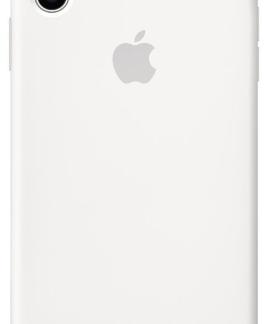 i7 shop - купить Чехол (Silicone Case) для iPhone XS Max White