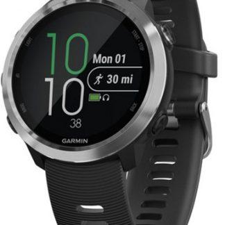 i7 shop - купить Спортивные часы Garmin Forerunner 645 Music Black with Stainless Hardware (010-01863-20)
