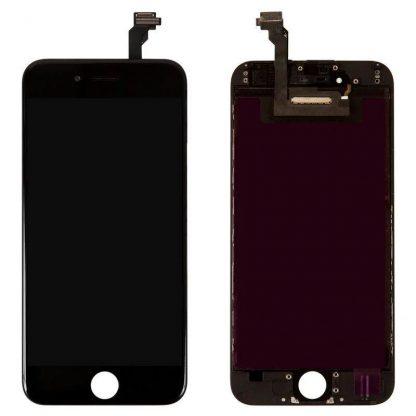 i7 shop - купить Оригинальный дисплей iphone 6 Черный (дисплейный модуль: экран и сенсор) - LCD Original black