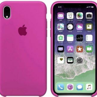 i7 shop - купить Чехол (Silicone Case) для iPhone XR Original Dragon Fruit