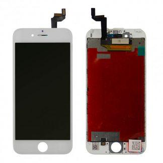 i7 shop - купить Дисплейный модуль для iPhone 6s Белый (White) High Copy In-Cell в рамке