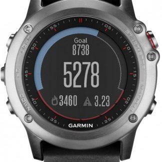 i7 shop - купить Многофункциональные GPS-часы Garmin Fenix 3 Grey