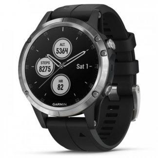 i7 shop - купить Спортивные часы Garmin Fenix 5 Plus Silver (без датчика пульса)