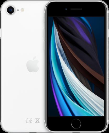 i7 shop - купить Мобильный телефон Apple iPhone SE 64GB (2020) White