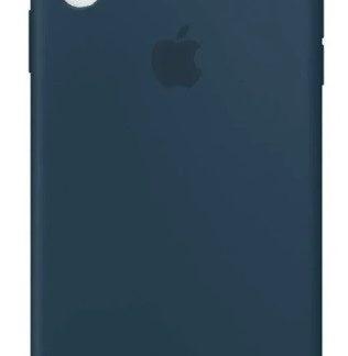 i7 shop - купить Чехол (Silicone Case) для iPhone XR Original Pacific Green