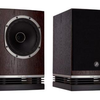 i7 shop - купить Полочная акустика Fyne Audio F500 Dark Oak
