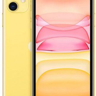 i7 shop - купить Мобильный телефон Apple iPhone 11 64GB Yellow Официальная гарантия