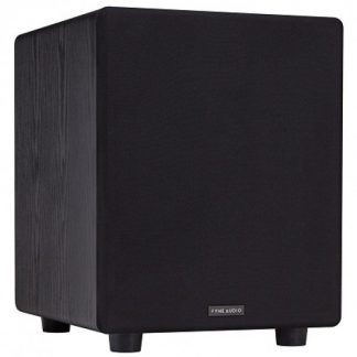 i7 shop - купить Сабвуфер Fyne Audio F3.12 SUB Black Ash