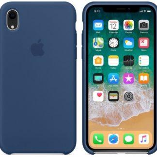 i7 shop - купить Чехол (Silicone Case) для iPhone XR Original Blue Horizon
