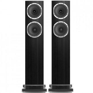 i7 shop - купить Пассивная напольная акустическая система Fyne Audio F501 Black Oak