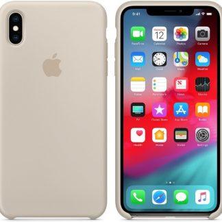 i7 shop - купить Чехол (Silicone Case) для iPhone XS Max Original Stone
