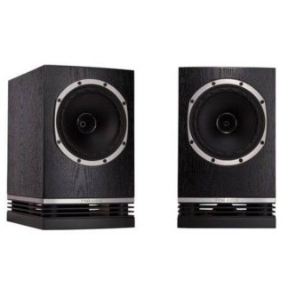 i7 shop - купить Полочная акустика Fyne Audio F500 Black Oak